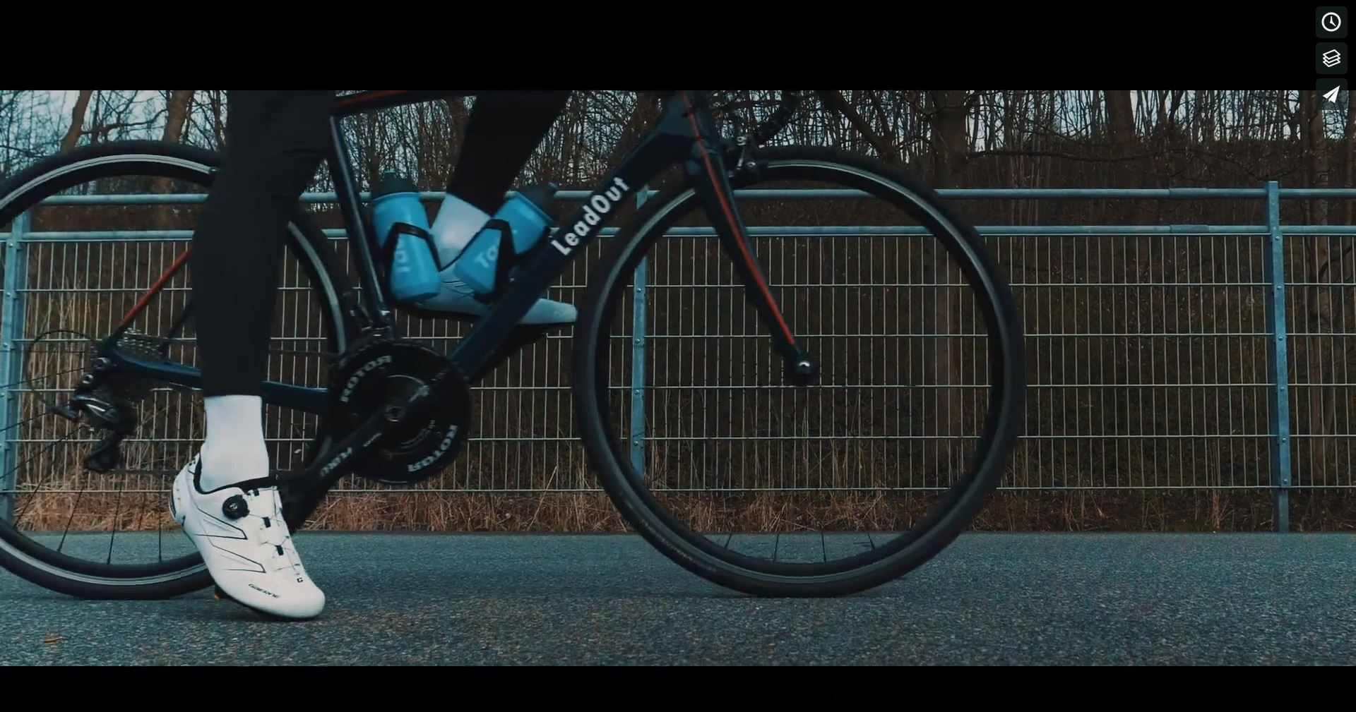 LeadOut in promofilm Midzomer Challenge